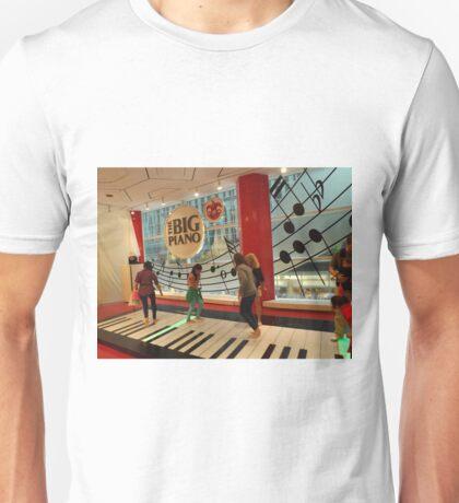 The Big Piano, FAO Schwarz Toy Store, New York City T-Shirt