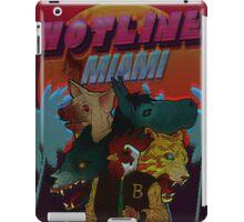 Hotline Miami iPad Case/Skin