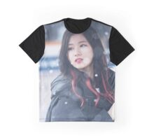 sana 4-twice Graphic T-Shirt