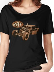 RAT - Welder Up Women's Relaxed Fit T-Shirt