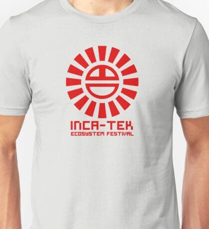 Inca-tek Ecosystem Festival Unisex T-Shirt