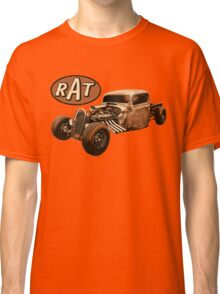 RAT - Side Pipes Classic T-Shirt