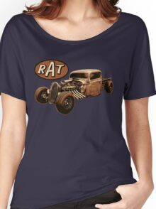 RAT - Side Pipes Women's Relaxed Fit T-Shirt