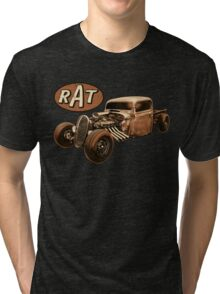 RAT - Side Pipes Tri-blend T-Shirt