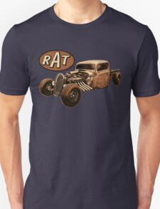 RAT - Side Pipes Unisex T-Shirt
