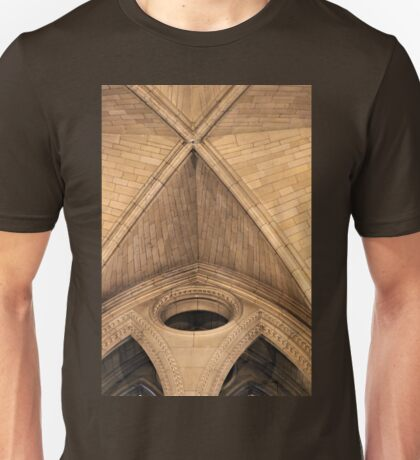 Arches and Patterns Unisex T-Shirt