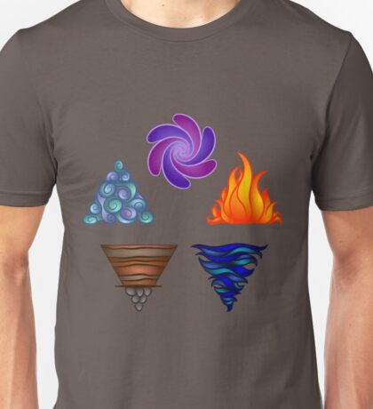Five Elements Unisex T-Shirt