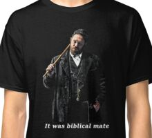 Biblical Alfie - For Dark Colours. Classic T-Shirt