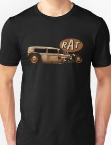 RAT - Side View Unisex T-Shirt