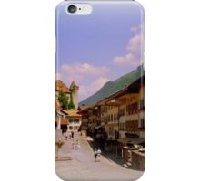 Gruyere iPhone Case/Skin