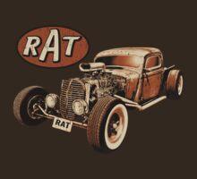 RAT - Classic Rat by hotrodz