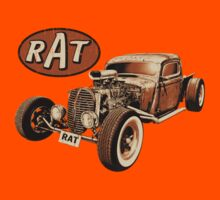 RAT - Classic Rat Kids Clothes