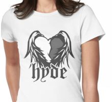 VIXX - hyde heart Womens Fitted T-Shirt