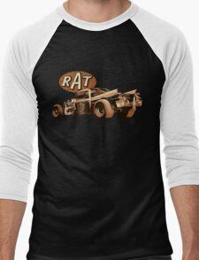 RAT - Early Coronet Men's Baseball ¾ T-Shirt