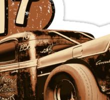RAT - Early Coronet Sticker