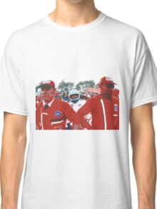 "Unique and rare 1980 Race Trucks France  20 (c) (t) "" fawn paint Picasso ! Olao-Olavia by Okaio Créations Classic T-Shirt"