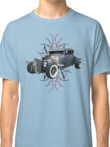 Pinstripe Hot Rod light Classic T-Shirt