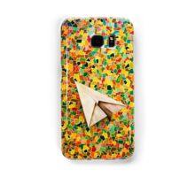Paper Airplane 73 Samsung Galaxy Case/Skin