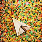 Paper Airplane 73 by YoPedro