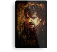 Tyrion Lannister Metal Print