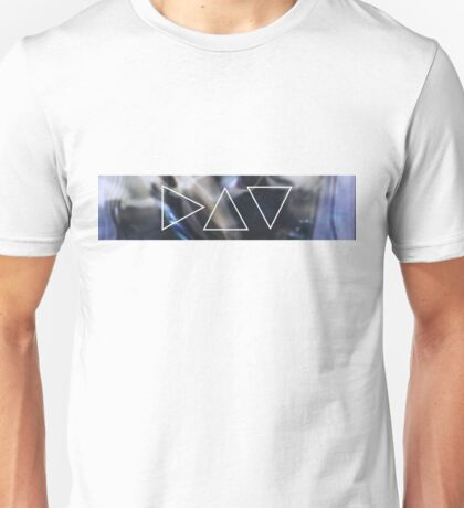 'egy' triangles II  Unisex T-Shirt