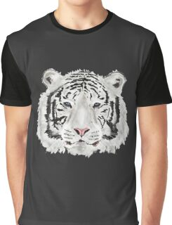 The White Tiger Shirt Graphic T-Shirt
