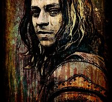Jaqen H'ghar by David Atkinson