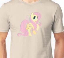 Fluttershy Vignette Unisex T-Shirt