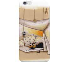 Relax therapy iPhone Case/Skin