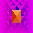 Pyramid Pattern 3 by YoPedro