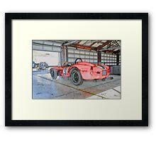 1958 Ferrari 250 TR Framed Print