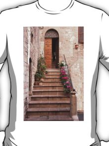 Assisi Welcome T-Shirt