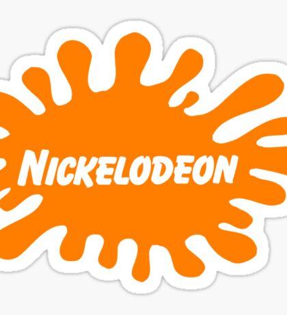 Nickelodeon logo Sticker