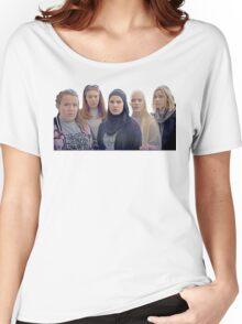 girlsquad - SKAM Women's Relaxed Fit T-Shirt