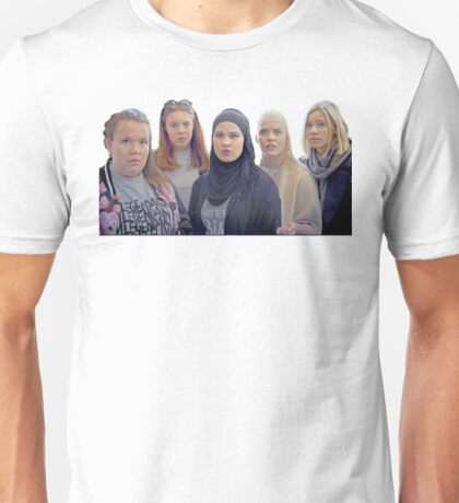 girlsquad - SKAM Unisex T-Shirt