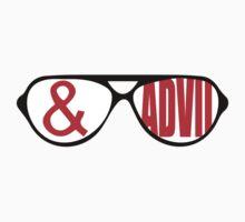 Sunglasses & Advil by benenen