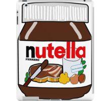 Nutella Jar  iPad Case/Skin
