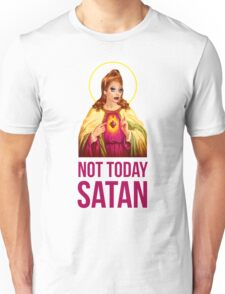 Bianca Del Rio Not Today Satan - Rupaul's Drag Race Unisex T-Shirt