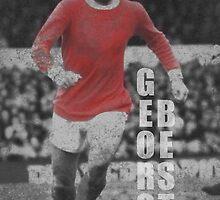 George Best  by Alice Edwards