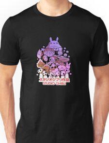 funny ghibli Unisex T-Shirt