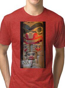 Inuit Totem Tri-blend T-Shirt