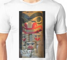 Inuit Totem Unisex T-Shirt