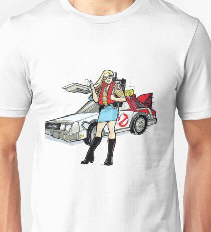 WonderLibrarian - Car Unisex T-Shirt