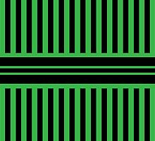 Aztec Stripes by ArtfulDoodler