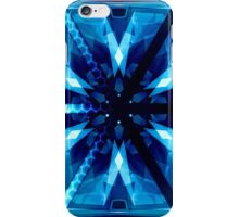 Digital Blue iPhone Case/Skin