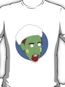 'Alan Partridge' Halloween Zombie T-Shirt