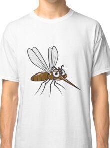 Mücke witzig stechen  Classic T-Shirt