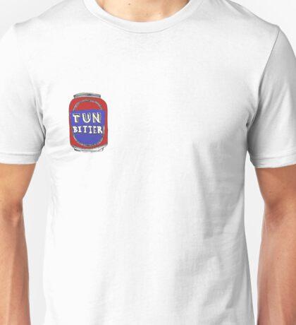 TUN Bitter (Red) Unisex T-Shirt