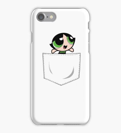 Powerpuff Girls Buttercup Pocket iPhone Case/Skin
