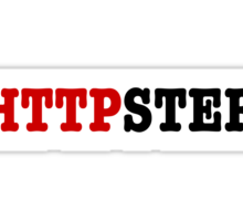 HTTPSTER Sticker